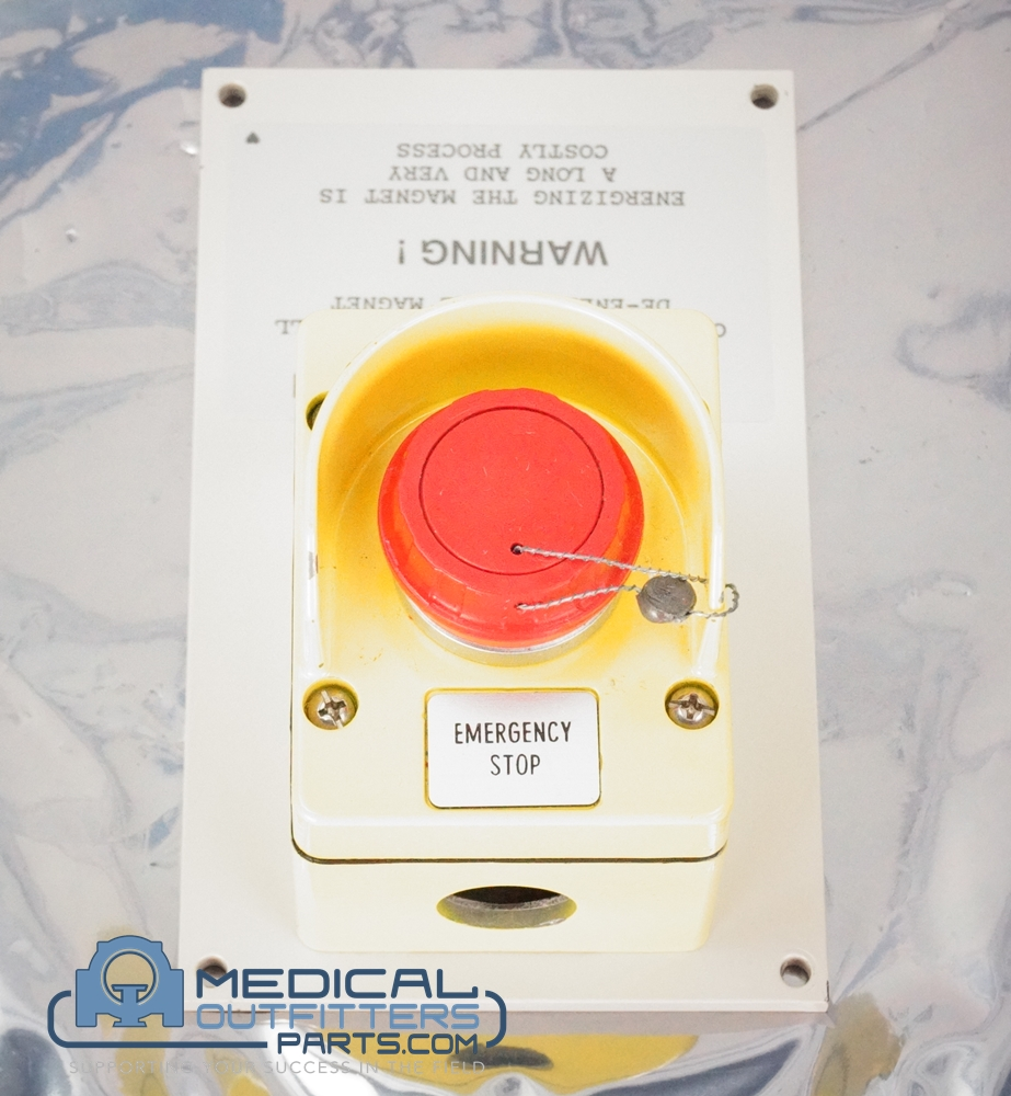 Philips MRI Emergency Quench Button
