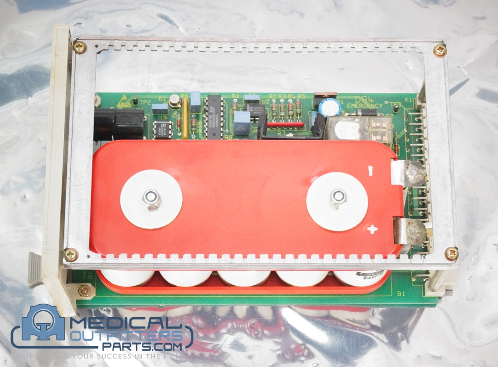 Philips MRI Polaris D84 Emergency Board, PN 600-865T