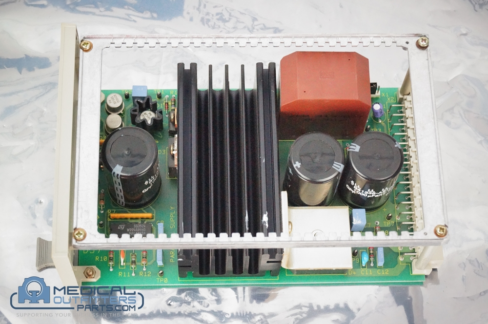 Philips MRI Polaris Parallel Supply D57 Board, PN 600-862T