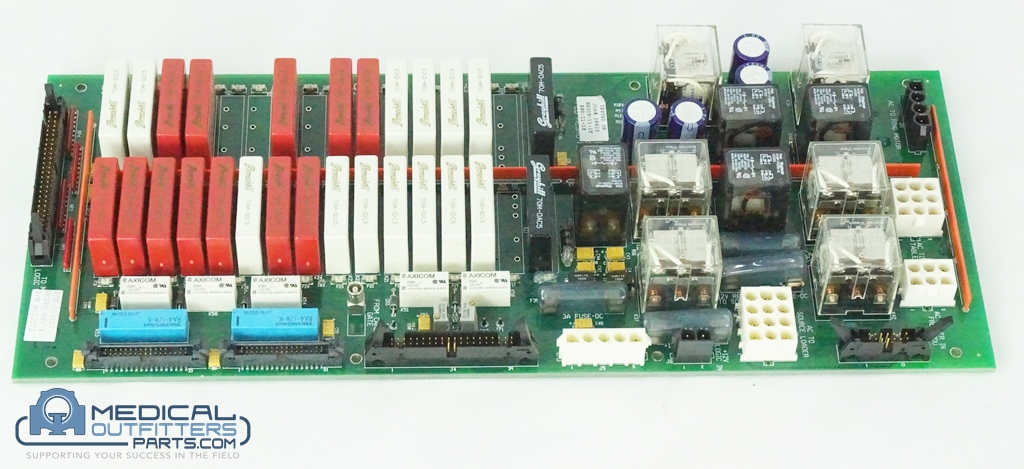 Philips Gemini PET/CT PCB MCSRU Board, PN 453567902921, 203022