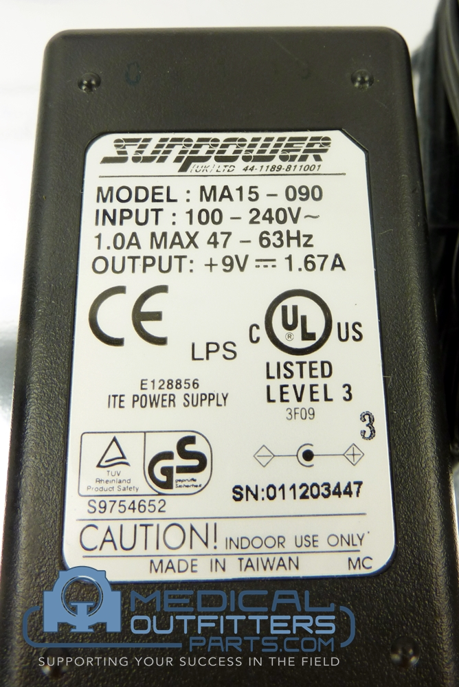 Philips SkyLight Power Supply, Chargin Station, PN 5200-3854, 453560110201
