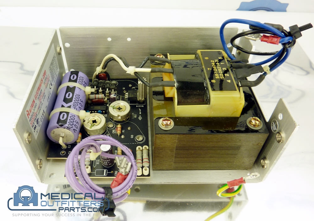 Hitron Electronics Corp Power Supply, 24V, 3.6A, PN HLS 24-3.6