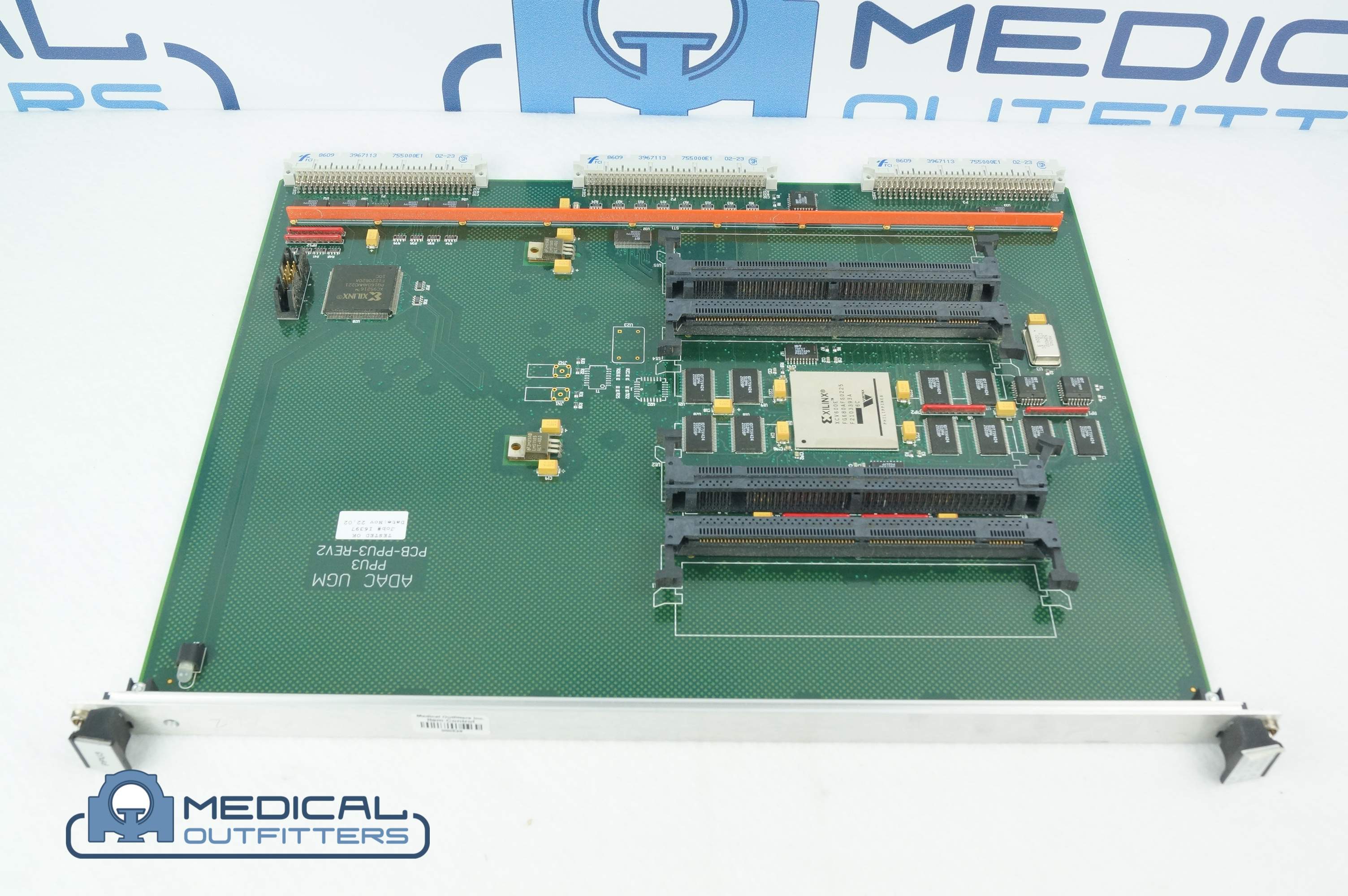 Philips CRB Card with EMI Shield