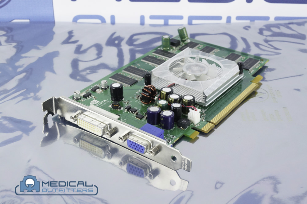 Philips Nvidia 512 MB Video Card PN 453560109351