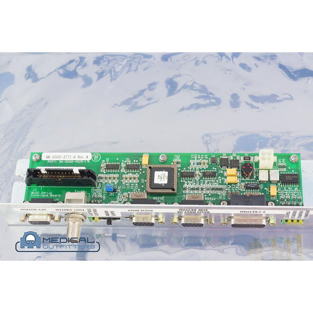 Kodak Dryview 8100 Serial Interface Board, 96-0000-2777-9
