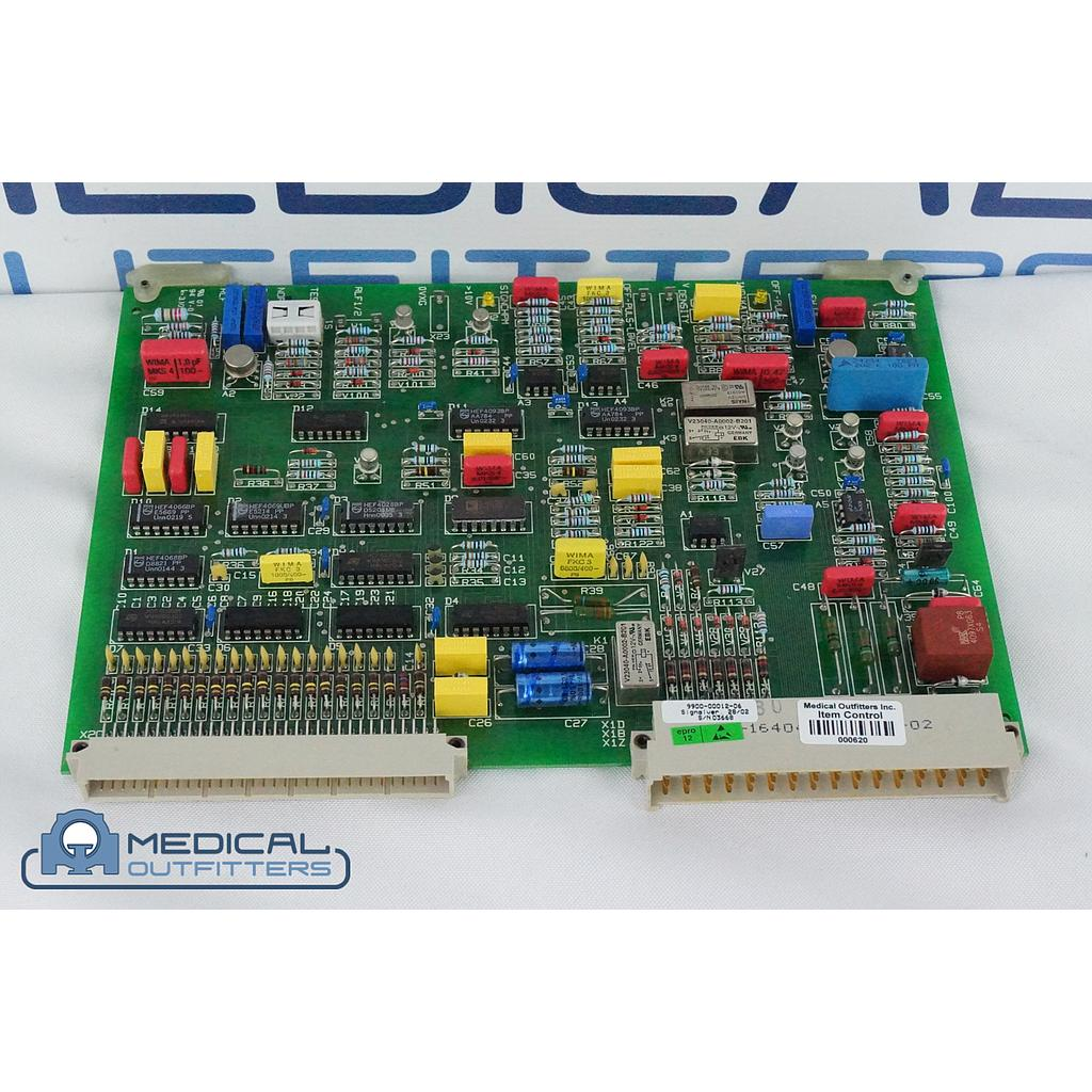 Philips CT Integris H500 Signal Processing PCB, PN 451210760606