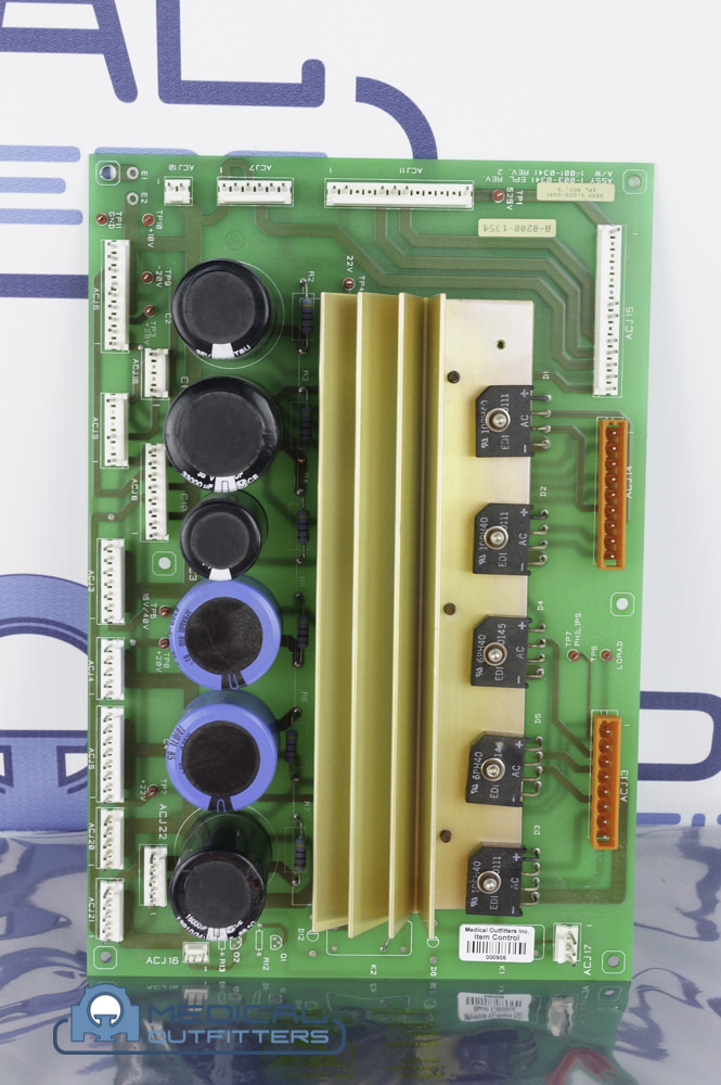 LORAD M-IV PLATINUM, MODEL 40000014 Power Distribution PCB, 1-003-0341
