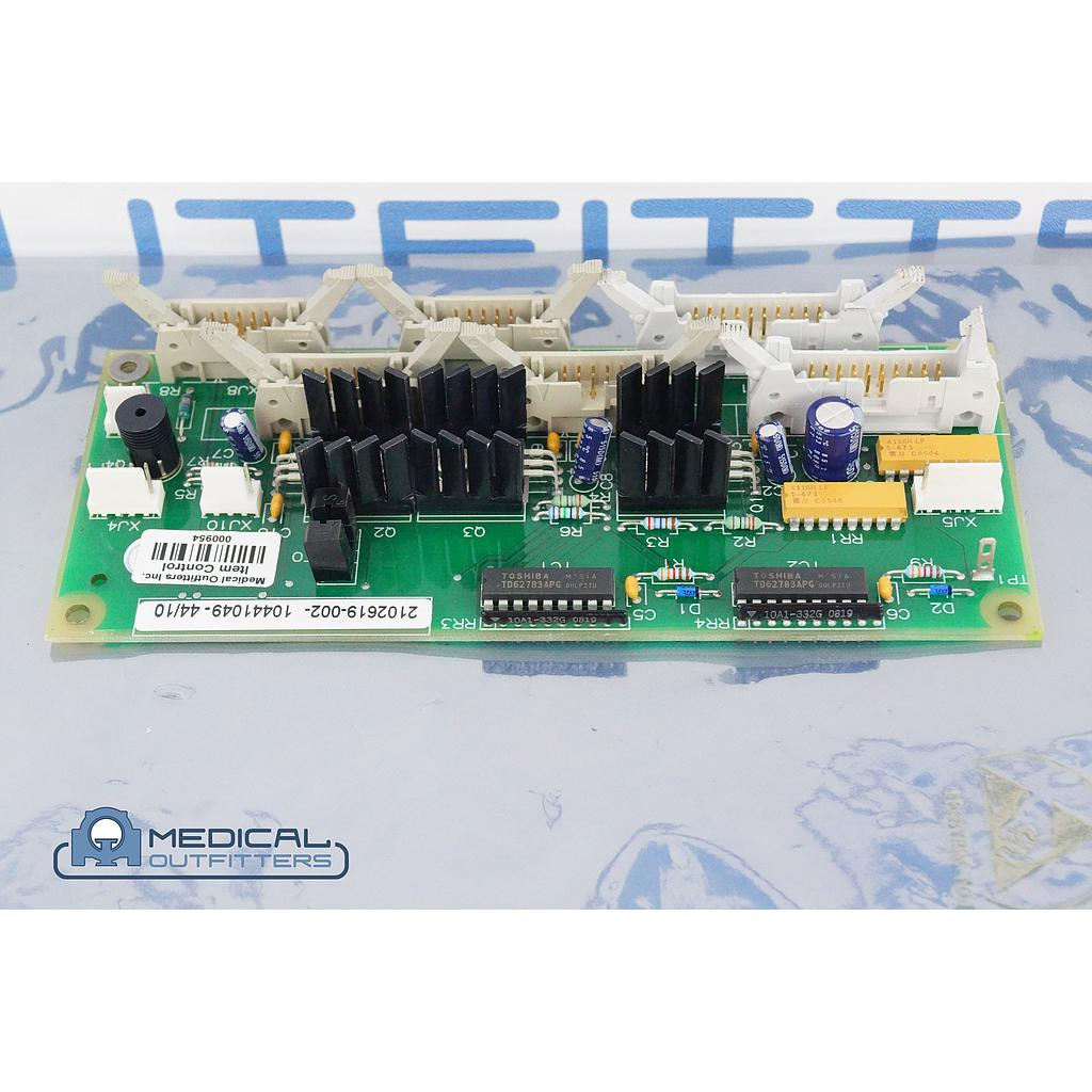 GE Senographe DMR Mammomat Compression Arm Distribution Board, PN 2102619