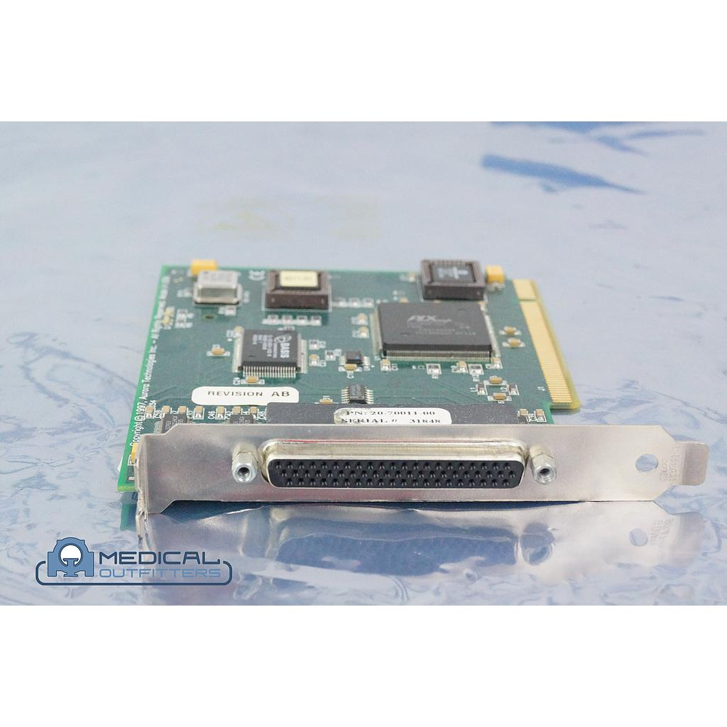 GE HiSpeed FX/i CT Console AT Board, PN 207001100