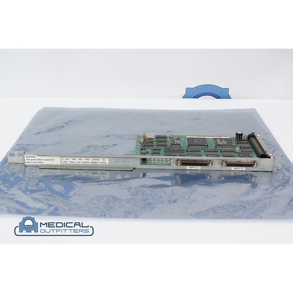 GE HiSpeed FX/i CT DBPCI Assy, PN 213561722