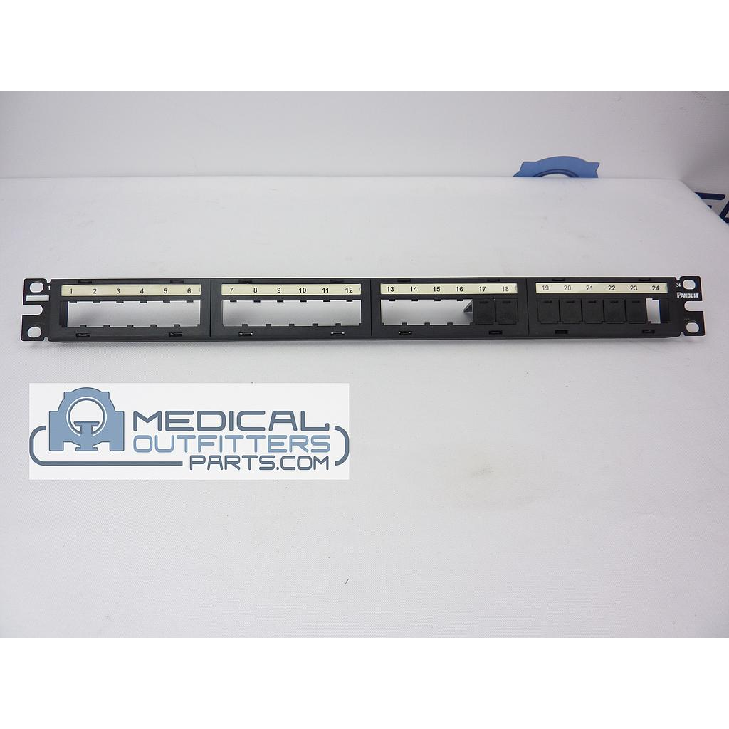 Panduit Vertical Pacht Panel 24 Port