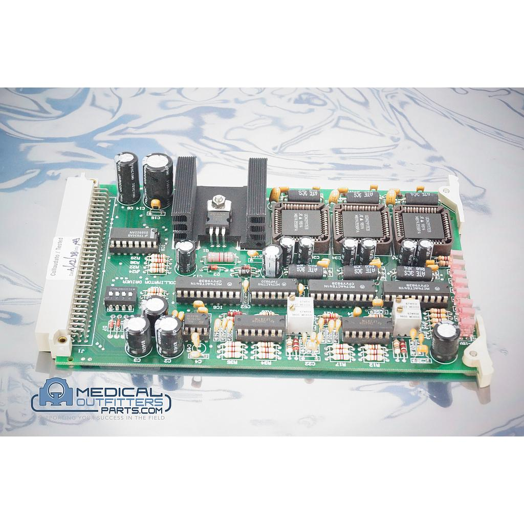 Mecall S.R.L. Collimator Driver PCB, PN 000103