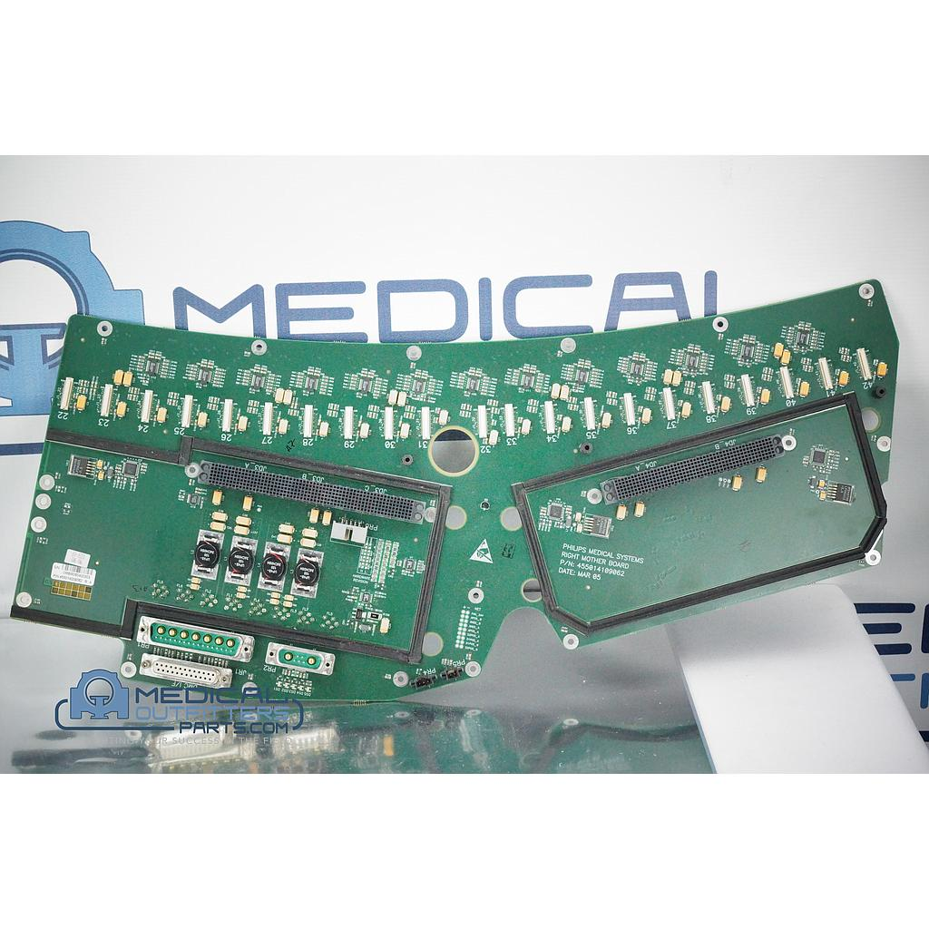 Philips CT Brilliance BR 64 UDMS MBR. Repl. Kit, PN 459800071631, 455014109062