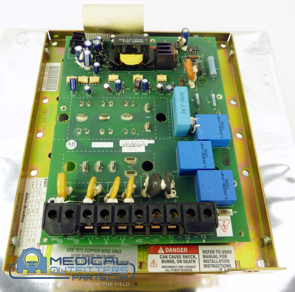 GE LightSpeed PC Board Driver Gate Assy, PN 42336-076-54