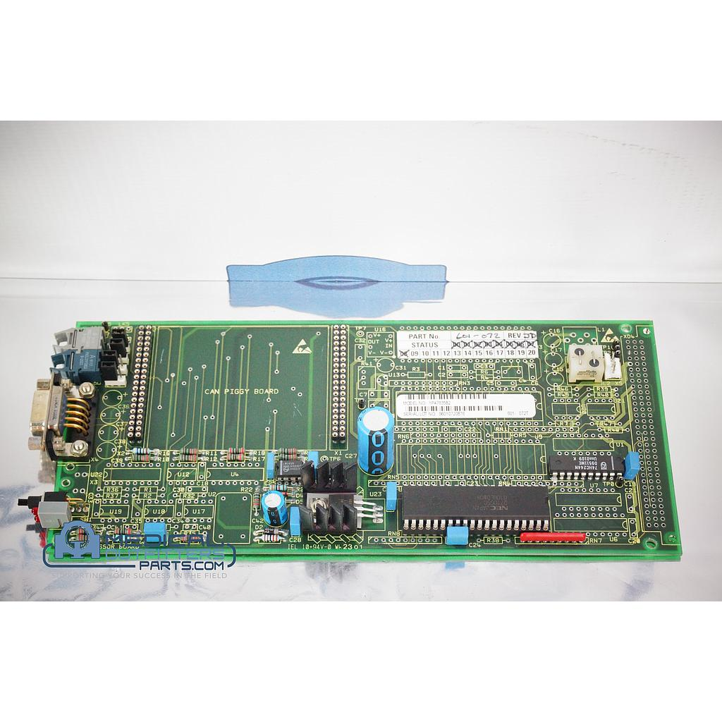 Siemens Magnetom Cooler Processor RCA Space PC Assembly, PN  4763582