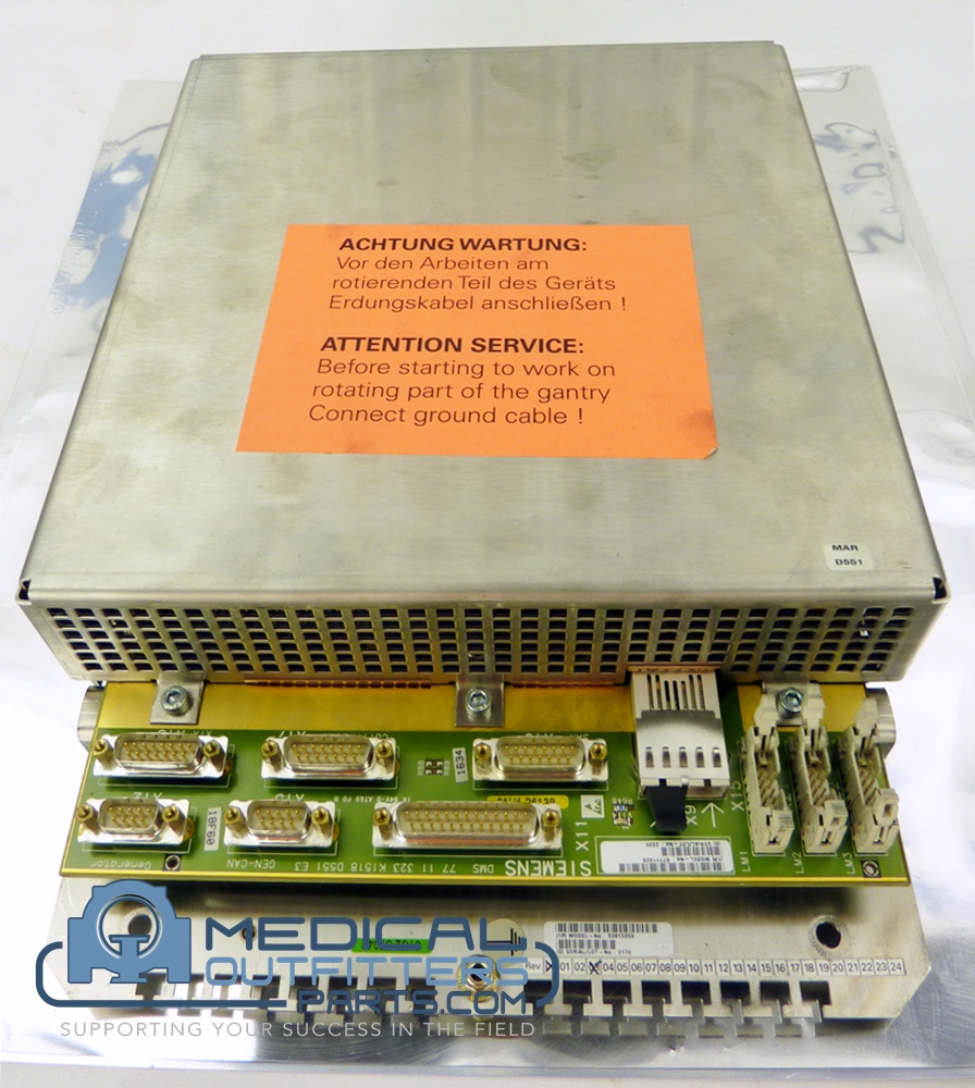 Siemens Emotion Controller MAR Board, PN 3815359