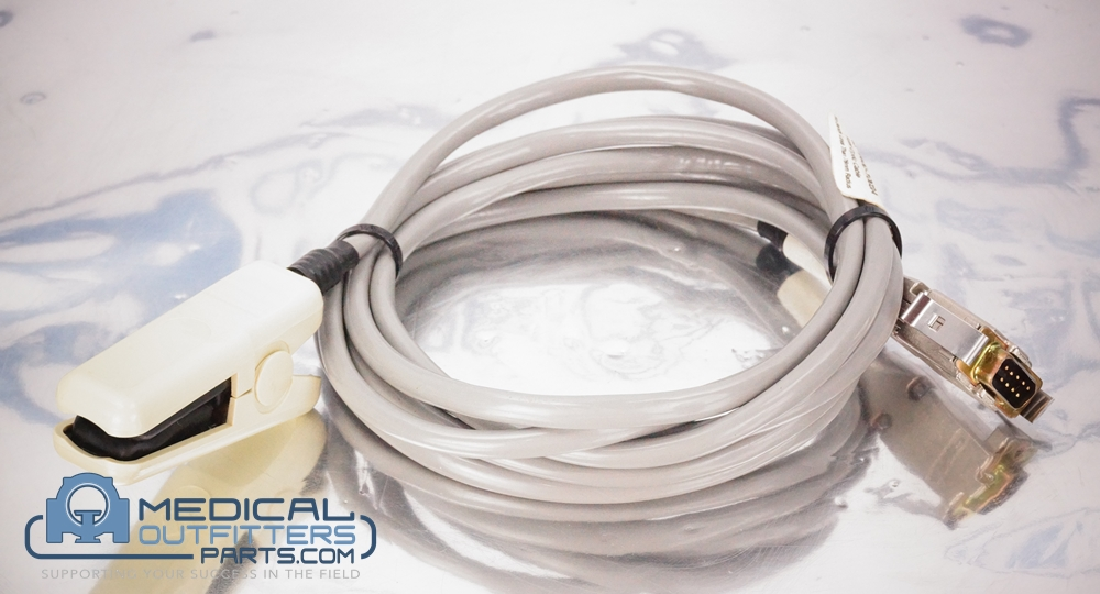 Hitachi Pulse Finger Sensor Cable, PN 0400-1003A