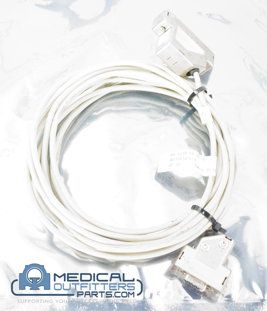 Siemens MRI Magnetom Service Cable Host PC, PN 5468947