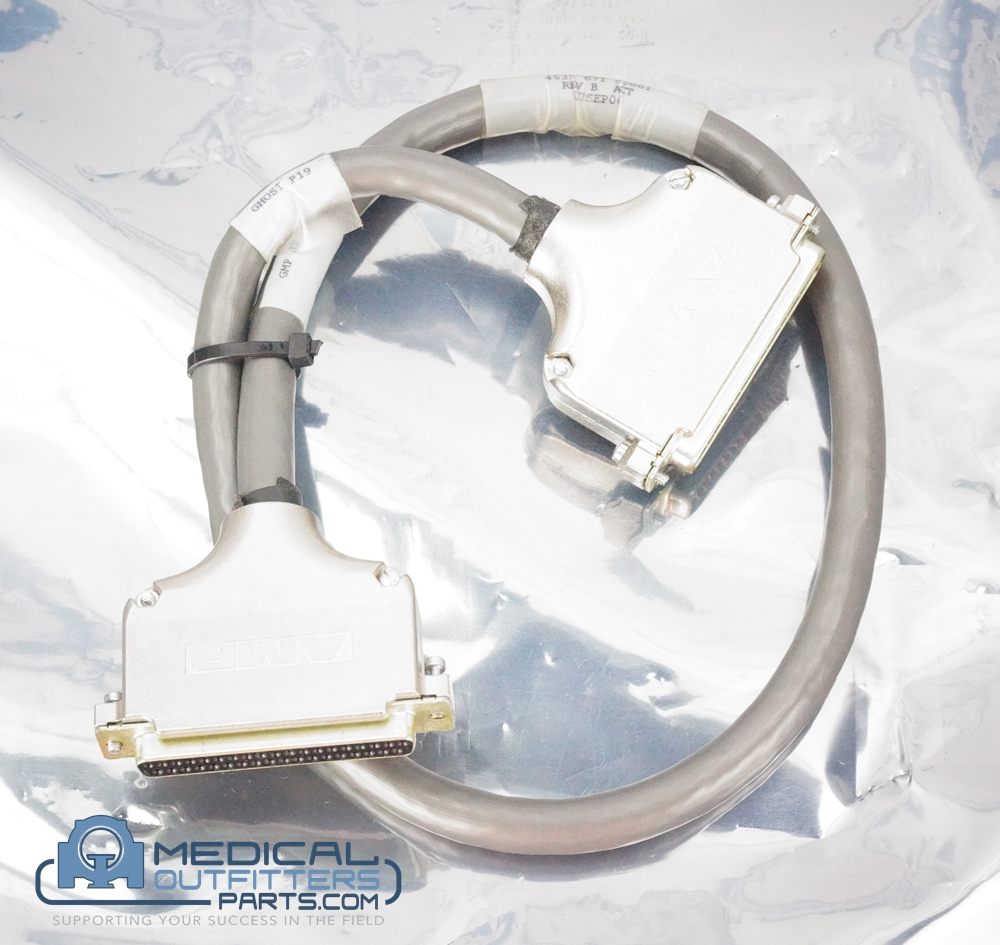 Philips CT Brillance Accolode GHOST to CGMP Cable, PN 453567152061