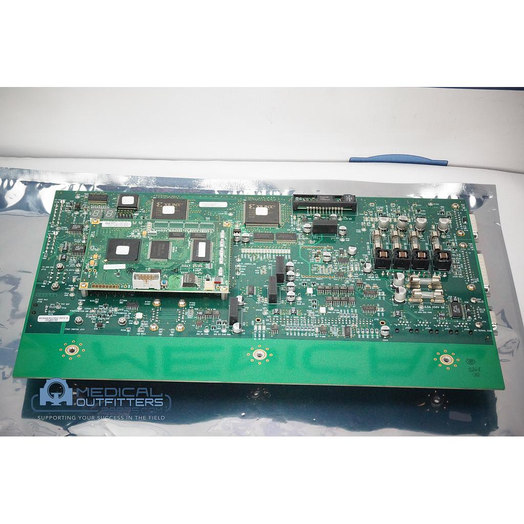 Philips CT Brillance Couch Control PCB (CCC) with CPM Assy, PN 453566457352
