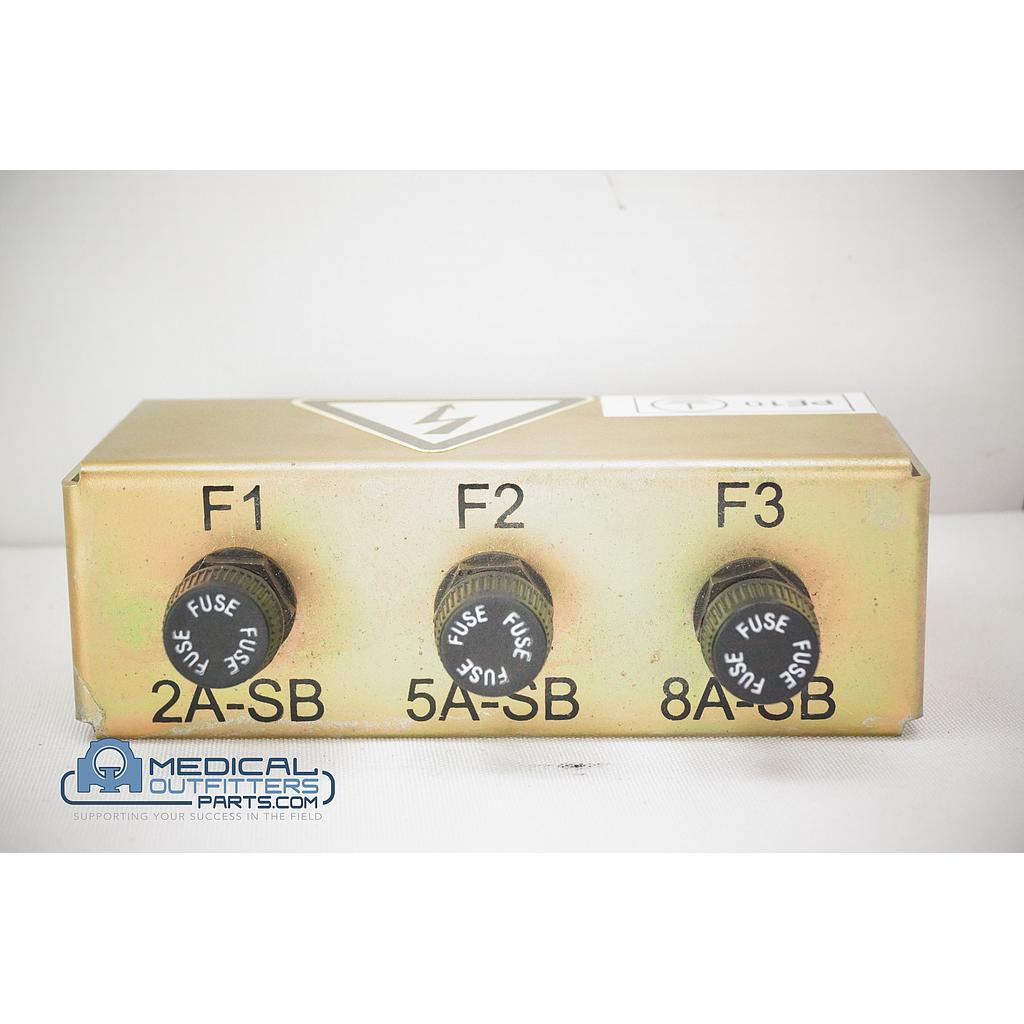 Philips CT Brilliance Fuse 2A SB. Fuse 5A SLO-BLO. Fuse Slow Blow, 8AMP, Assembly, PN 453566503541, 453566497701, 459800470671