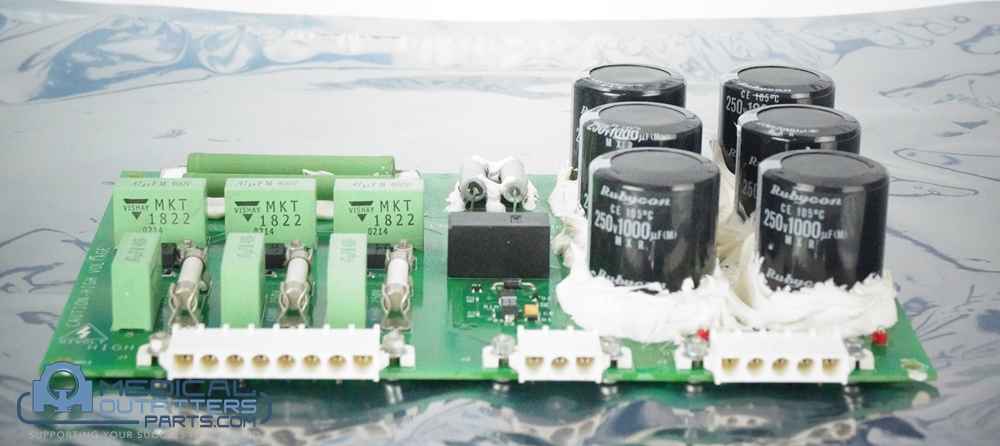 GE CT LightSpeed 170V Power Supply Board, PN 2336449