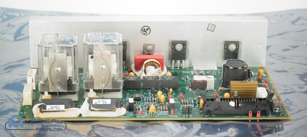 GE CT LightSpeed Craddle Power Amp / Elev Tilt Amp, PN 46-288170