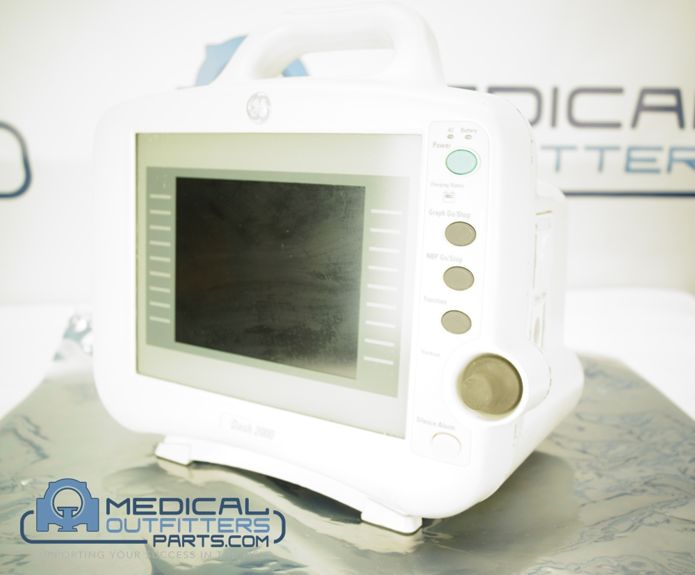 GE Patient Monitor and Vital Sign, PN Dash 2000