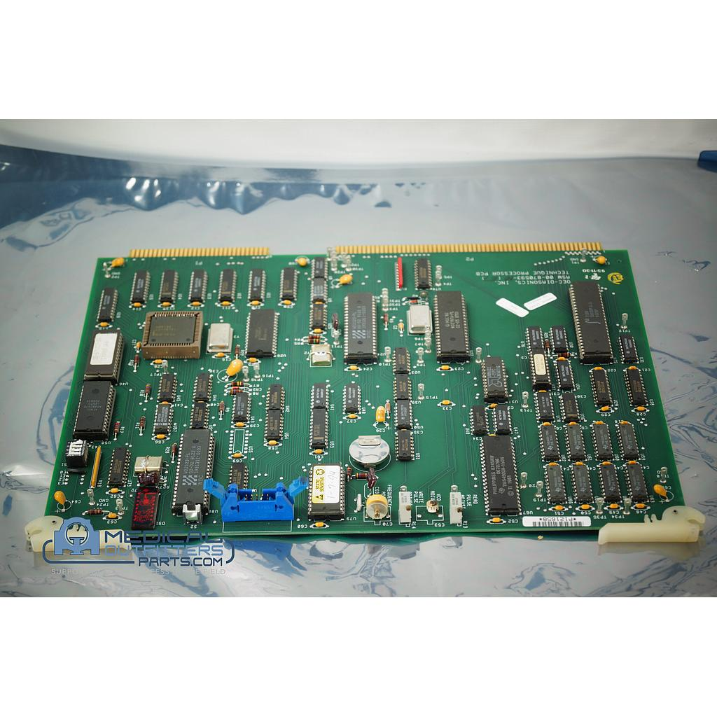 OEC 9000 C-ARM Technique Processor PCB, PN 00-870593-10