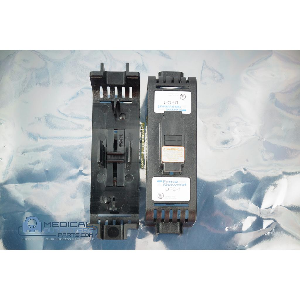 Philips CT MX8000 Fuse Cover for F1-F3, HV Gen, PN 453566503071