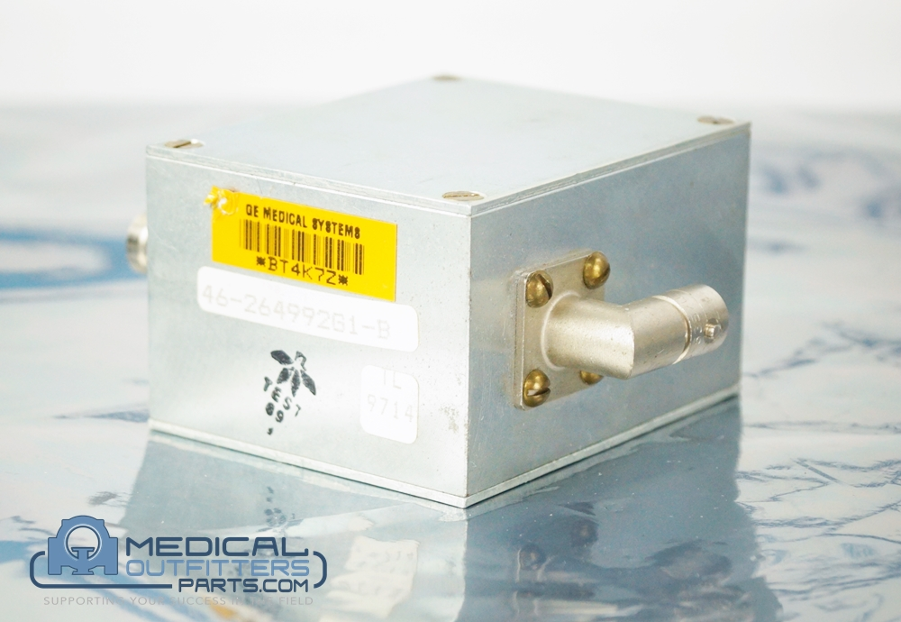 GE MRI Multicoil Receiver Select Switch, PN 46-264992G1, 46-264992G1-B