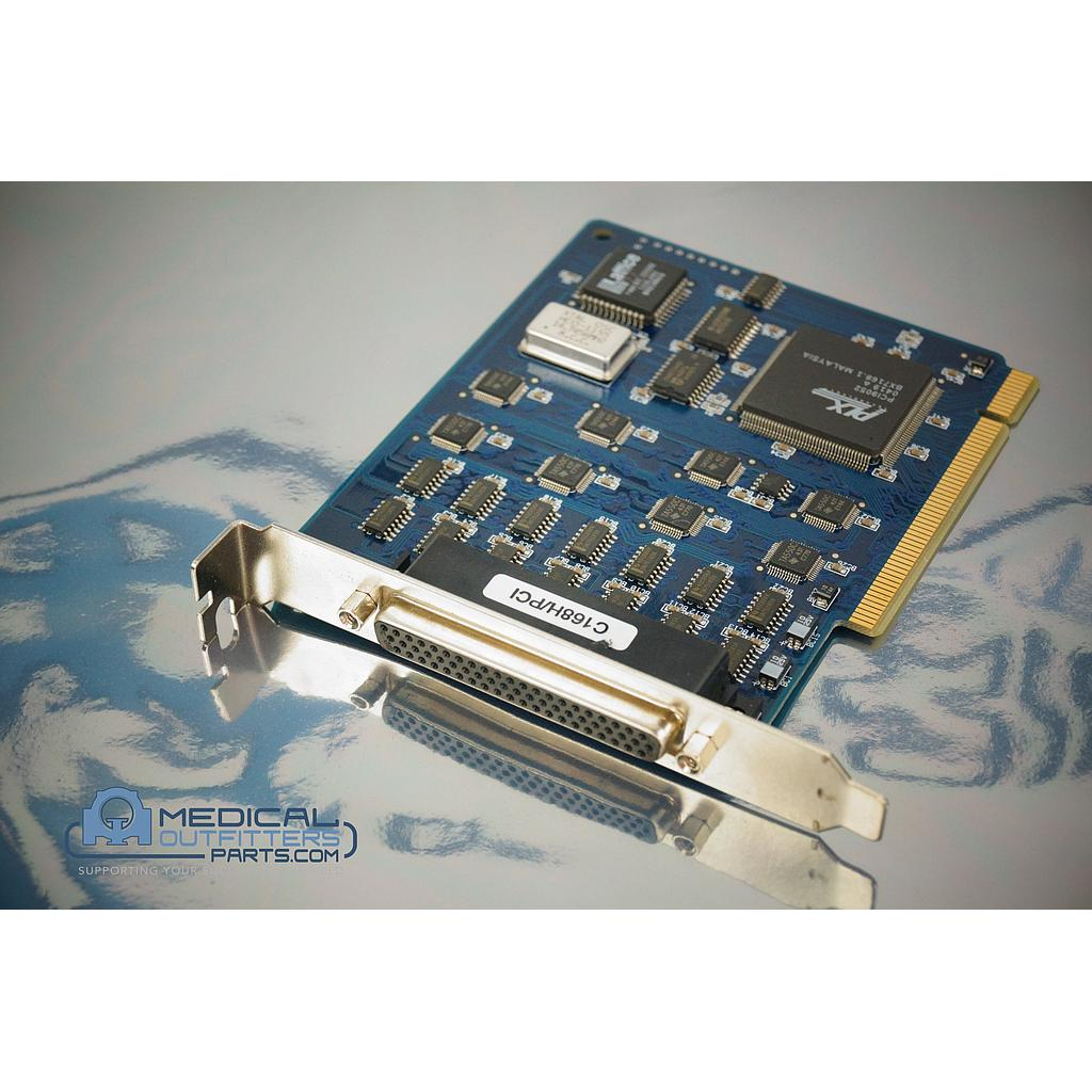 Dell 650 Moxa PCI 8-Port High Speed Serial Card, PN PCB168H/PCI